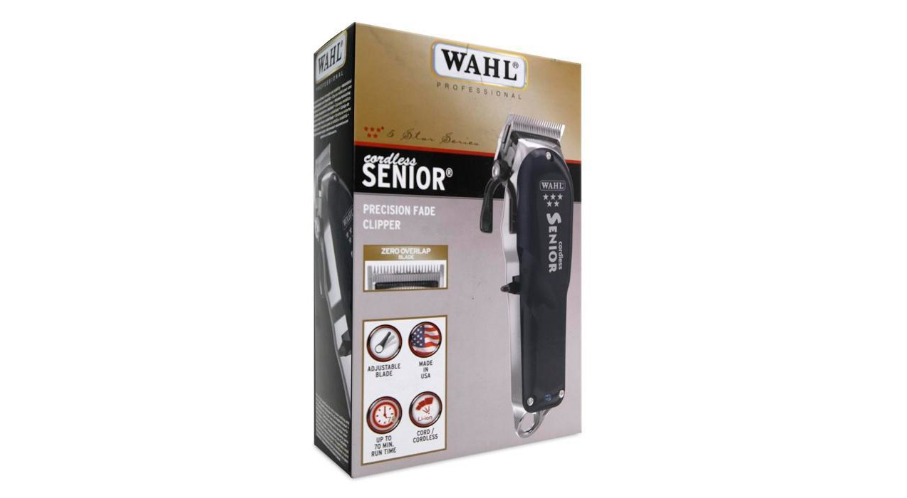Wahl Magic Clip Cortacabello Con Cable 5 Stars Series
